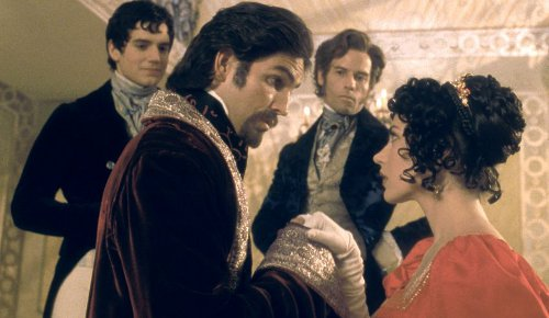 Scene from The Count of Monte Cristo.